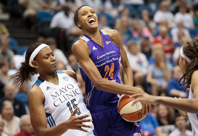 Los Angeles Sparks vs. Phoenix Mercury - 9/11/15 WNBA Pick, Odds, and Prediction