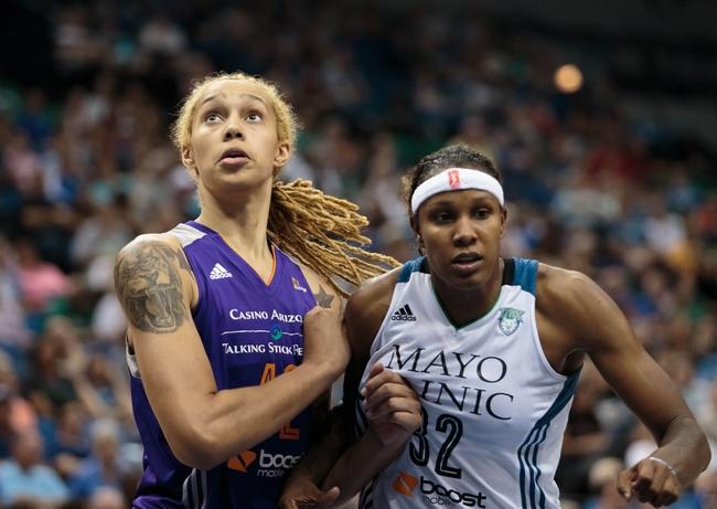 Seattle Storm vs. Phoenix Mercury - 8/12/15 WNBA Pick, Odds, and Prediction