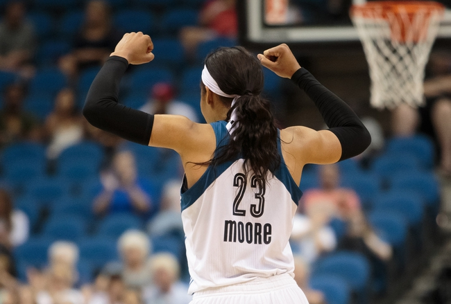 Washington Mystics vs. Minnesota Lynx - 8/19/15 WNBA Pick, Odds, and Prediction