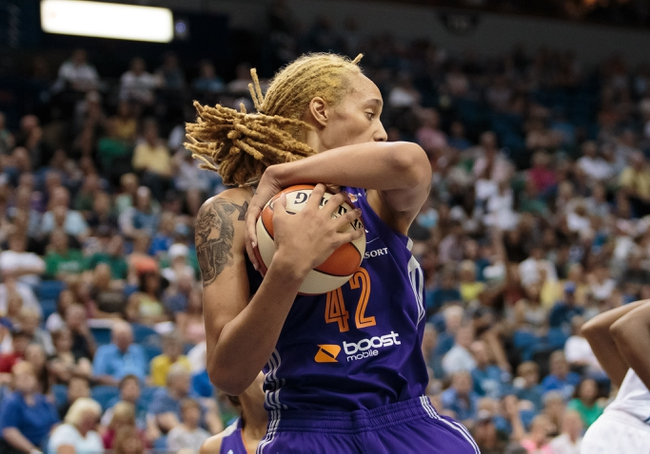 Washington Mystics vs. Phoenix Mercury - 7/13/16 WNBA Pick, Odds, and Prediction