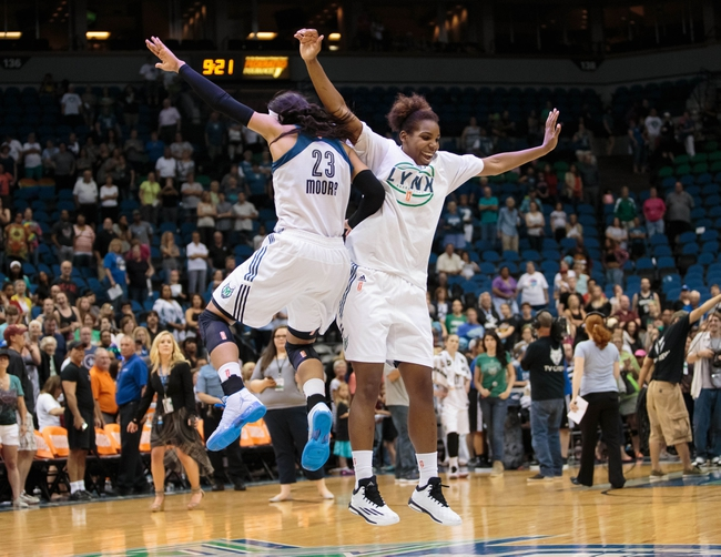 Chicago Sky vs. Minnesota Lynx - 7/17/15 WNBA Pick, Odds, and Prediction