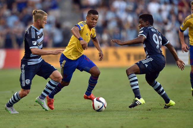 MLS Soccer: Real Salt Lake vs. Colorado Rapids Pick, Odds, Prediction - 7/11/15