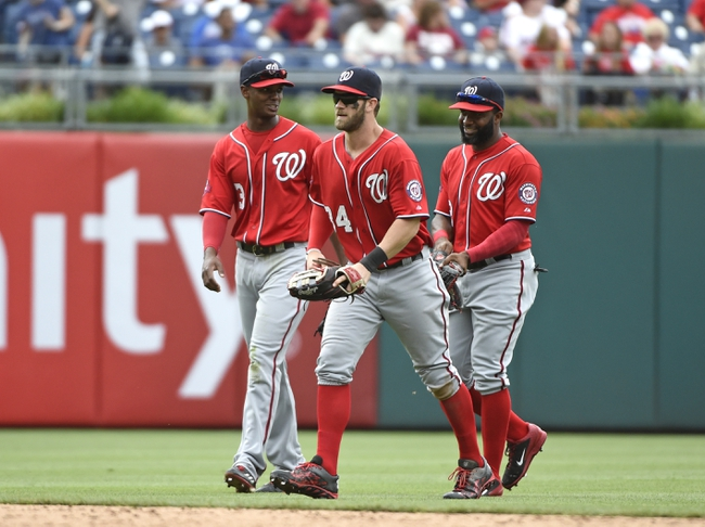 Phillies vs. Nationals - 9/14/15 MLB Pick, Odds, and Prediction