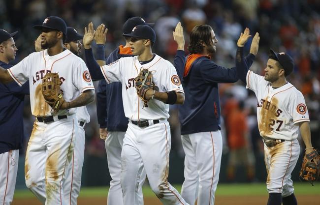 Yankees vs. Astros - 8/24/15 MLB Pick, Odds, and Prediction