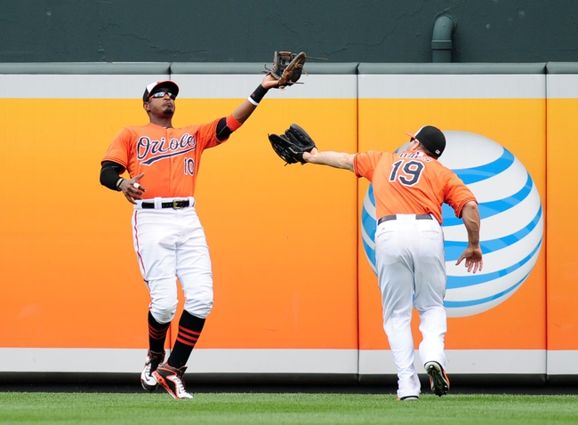 Cleveland Indians vs. Baltimore Orioles - 5/28/16 MLB Pick, Odds, and Prediction