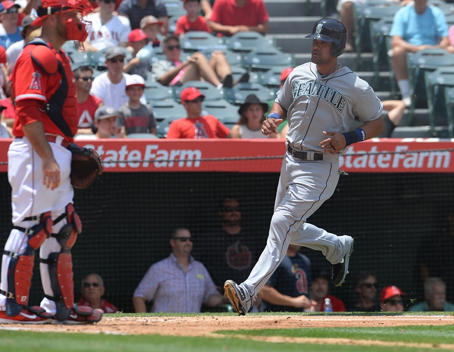 Seattle Mariners vs. Los Angeles Angels - 7/9/15 MLB Pick, Odds, and Prediction