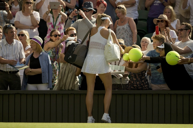 Maria Sharapova vs. Zarina Diyas 2015 Wimbledon Tennis Pick, Odds, Prediction