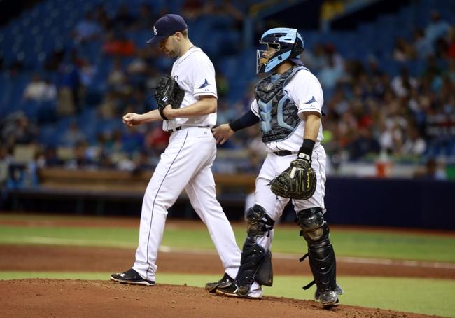 Tampa Bay Rays vs. Detroit Tigers - 7/27/15 MLB Pick, Odds, and Prediction
