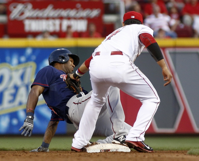 Cincinnati Reds vs. Minnesota Twins - 6/30/15 MLB Pick, Odds, and Prediction