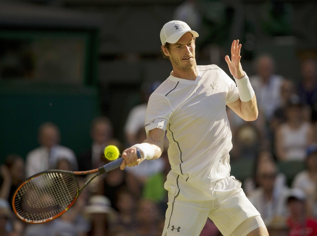 Ivo Karlovic vs. Andy Murray 2015 Wimbledon Tennis Pick, Odds, Prediction