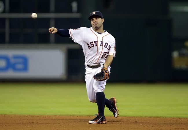 Houston Astros vs. Kansas City Royals - 7/1/15 MLB Pick, Odds, and Prediction