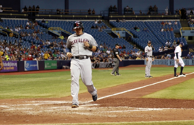 Tampa Bay Rays vs. Cleveland Indians - 7/2/15 MLB Pick, Odds, and Prediction