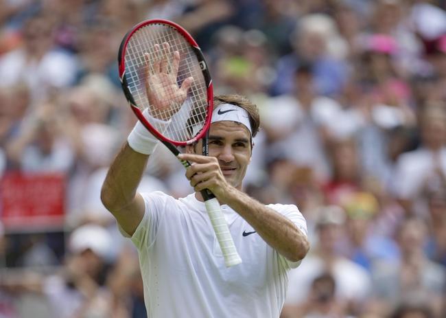 Gilles Simon vs. Roger Federer 2015 Wimbledon Tennis Pick, Odds, Prediction