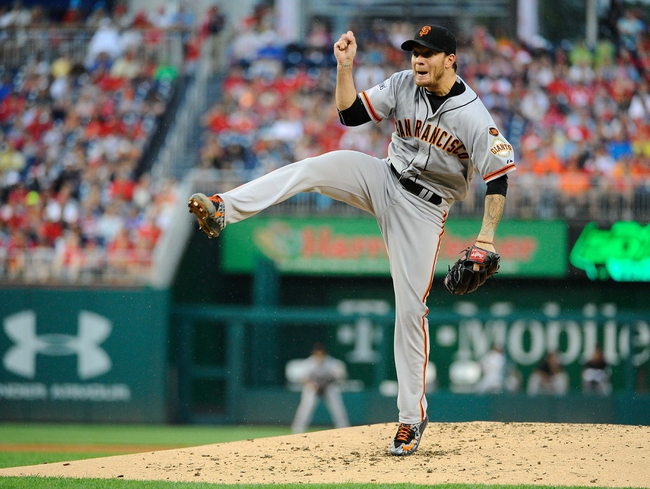 Nationals vs. Giants - 7/4/15 MLB Pick, Odds, and Prediction