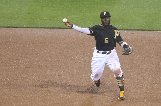 Pittsburgh Pirates vs. Cleveland Indians - 7/4/15 MLB Pick, Odds, and Prediction