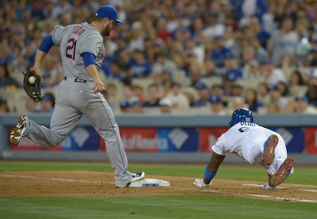 Los Angeles Dodgers vs. New York Mets - 7/4/15 MLB Pick, Odds, and Prediction