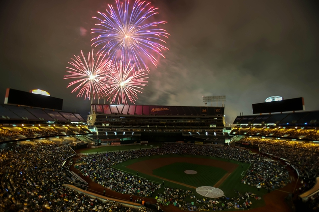 Oakland Athletics vs. Seattle Mariners - 7/4/15 MLB Pick, Odds, and Prediction