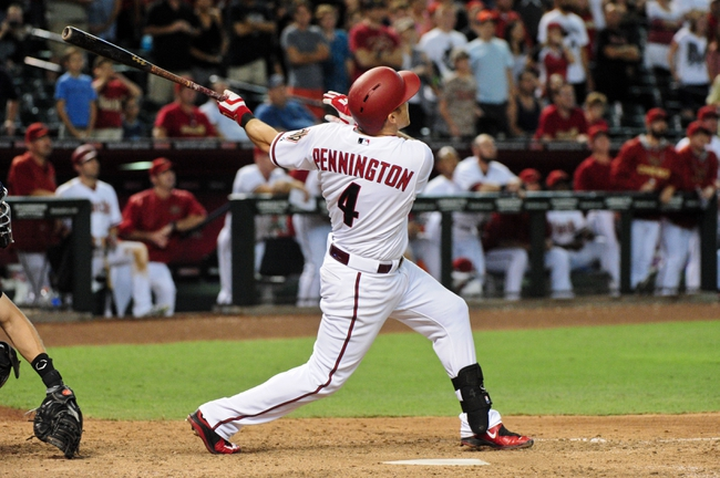 Colorado Rockies vs. Arizona Diamondbacks Game One - 9/1/15 MLB Pick, Odds, and Prediction