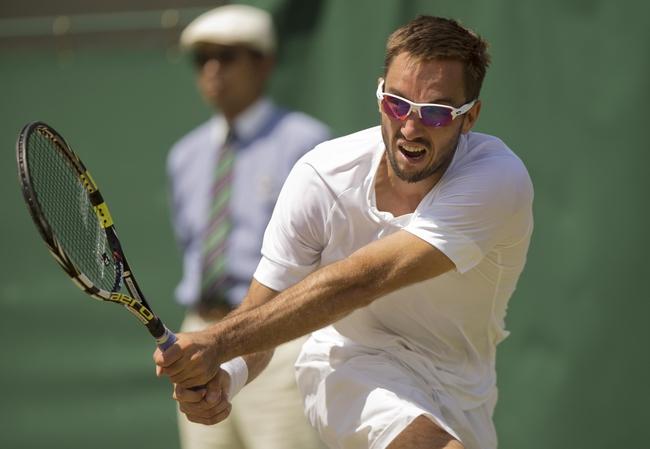 Vasek Pospisil vs. Viktor Troicki 2015 Wimbledon Tennis Pick, Odds, Prediction