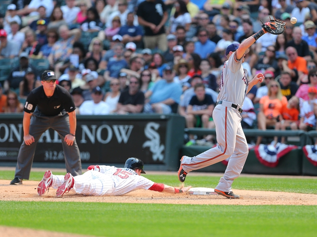 White Sox at Orioles - 4/28/16 MLB Pick, Odds, and Prediction