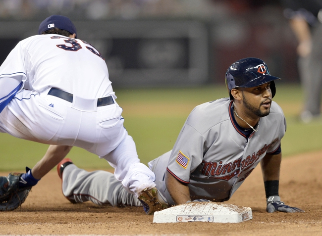 Kansas City Royals vs. Minnesota Twins - 7/5/15 MLB Pick, Odds, and Prediction