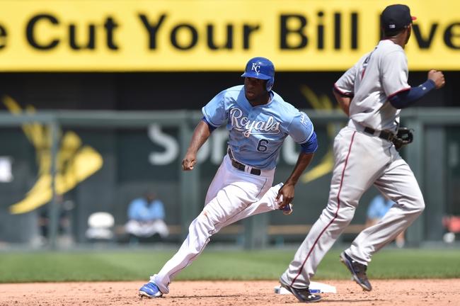 Kansas City Royals vs. Minnesota Twins - 9/7/15 MLB Pick, Odds, and Prediction