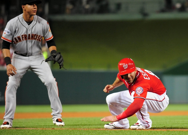 Nationals at Giants - 8/13/15 MLB Pick, Odds, and Prediction