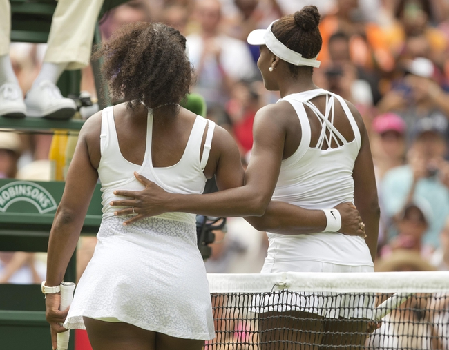 Serena Williams vs. Venus Williams 2015 Quarterfinal US Open Pick, Odds, Prediction