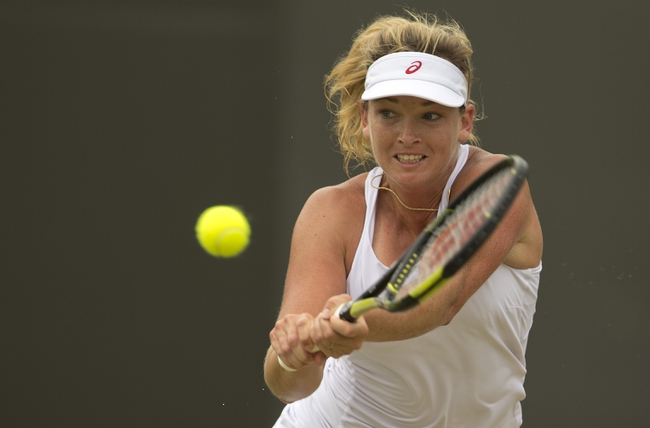 Maria Sharapova vs. Coco Vandeweghe 2015 Wimbledon Tennis Pick, Odds, Prediction