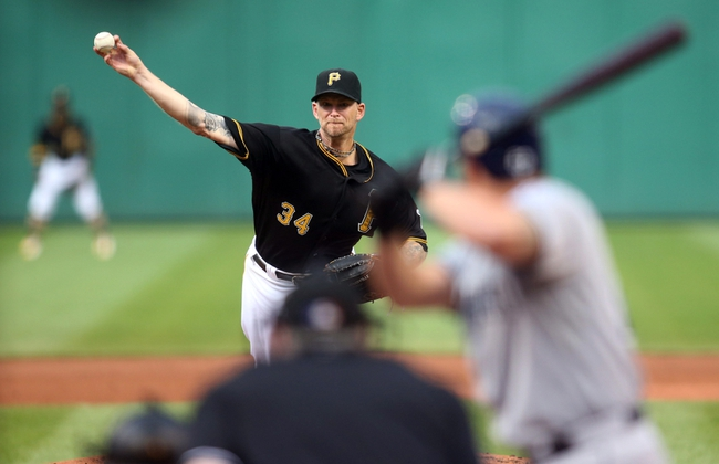 Pirates vs. Padres - 7/7/15 MLB Pick, Odds, and Prediction