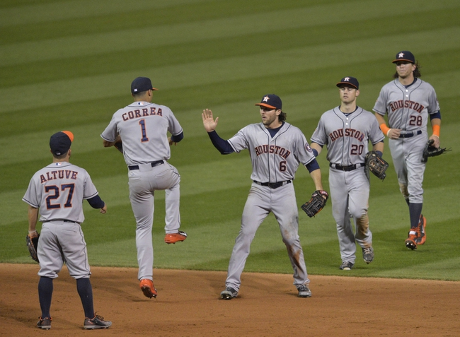 Indians vs. Astros - 7/7/15 MLB Pick, Odds, and Prediction