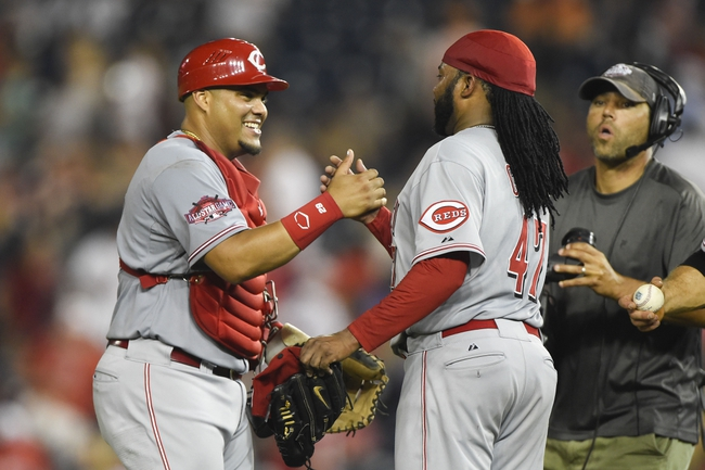Nationals vs. Reds - 7/8/15 MLB Pick, Odds, and Prediction