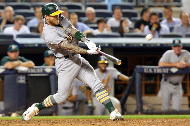 New York Yankees vs. Oakland Athletics - 7/8/15 MLB Pick, Odds, and Prediction