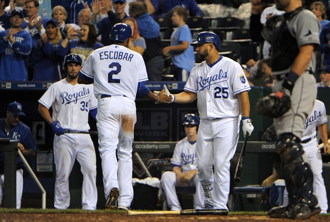 Kansas City Royals vs. Tampa Bay Rays - 7/8/15 MLB Pick, Odds, and Prediction