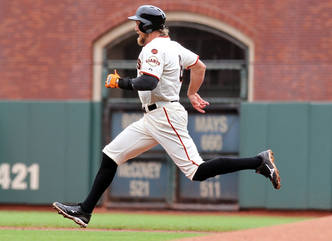 San Francisco Giants vs. Oakland Athletics - 7/24/15 MLB Pick, Odds, and Prediction