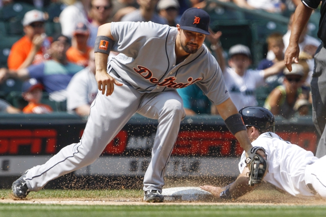 Detroit Tigers vs. Seattle Mariners - 7/20/15 MLB Pick, Odds, and Prediction
