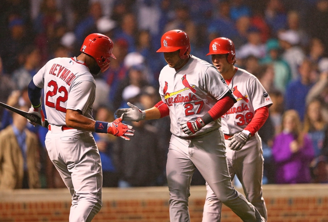 St. Louis Cardinals vs. Chicago Cubs - 9/7/15 MLB Pick, Odds, and Prediction