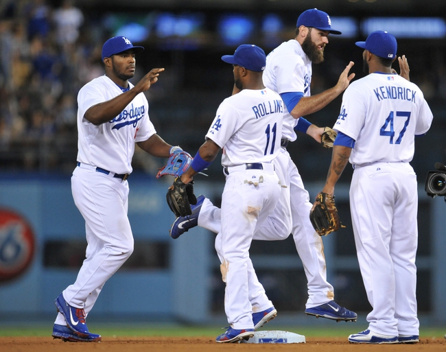 Los Angeles Dodgers vs. Philadelphia Phillies - 7/9/15 MLB Pick, Odds, and Prediction