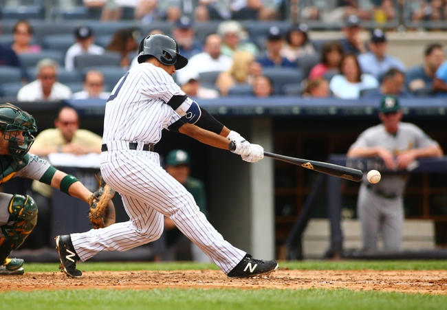 Yankees vs. Athletics - 4/19/16 MLB Pick, Odds, and Prediction