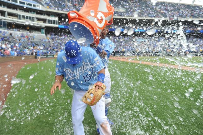 Rays vs. Royals - 8/28/15 MLB Pick, Odds, and Prediction