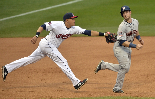 Houston Astros vs. Cleveland Indians - 5/9/16 MLB Pick, Odds, and Prediction