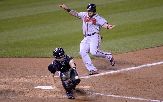 Colorado Rockies vs. Atlanta Braves - 7/11/15 MLB Pick, Odds, and Prediction