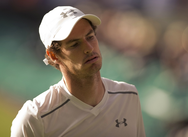 Andy Murray vs. Milos Raonic 2016 Aegon Championships Final Pick, Odds, Prediction