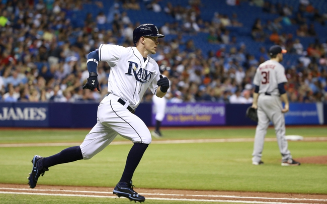 Rays vs. Astros - 7/12/15 MLB Pick, Odds, and Prediction