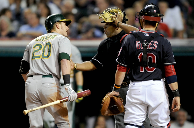 Cleveland Indians vs. Oakland Athletics - 7/11/15 MLB Pick, Odds, and Prediction