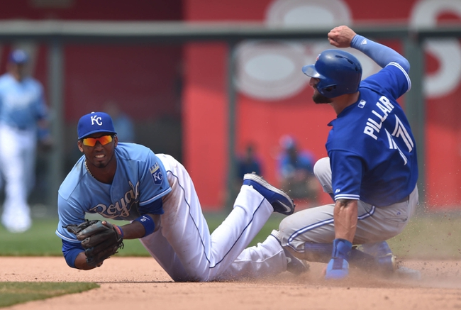 Kansas City Royals vs. Toronto Blue Jays - 7/12/15 MLB Pick, Odds, and Prediction