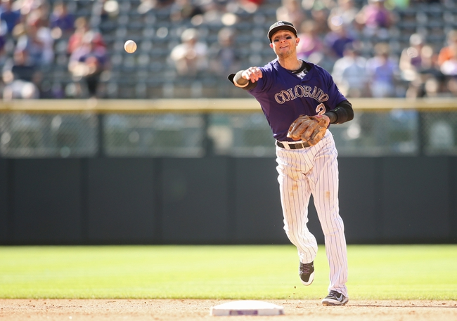 Braves vs. Rockies - 8/25/15 MLB Pick, Odds, and Prediction
