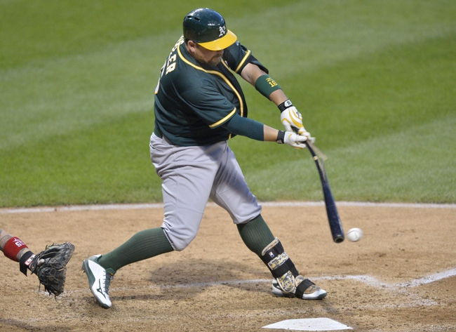 Cleveland Indians vs. Oakland Athletics - 7/12/15 MLB Pick, Odds, and Prediction