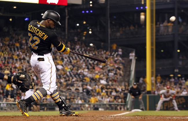St. Louis Cardinals vs. Pittsburgh Pirates - 8/11/15 MLB Pick, Odds, and Prediction