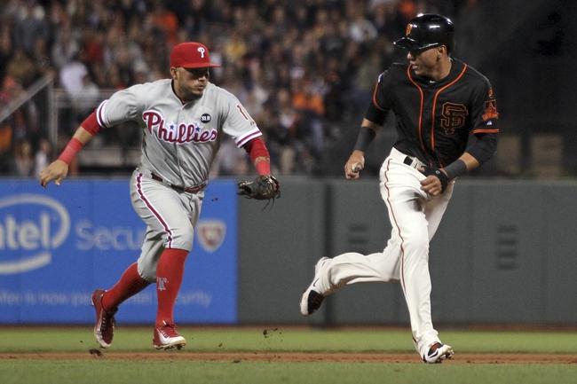 San Francisco Giants vs. Philadelphia Phillies - 7/12/15 MLB Pick, Odds, and Prediction